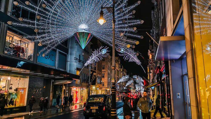 Londyn na święta – najpiękniejsze miejsca w mieście