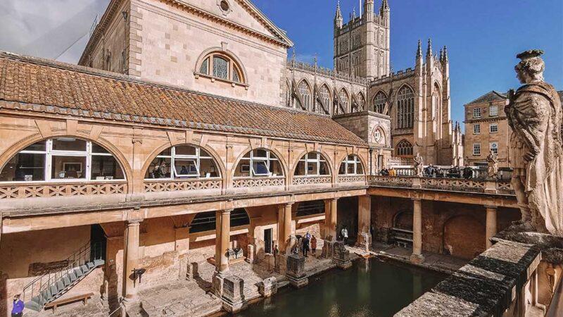 Bath – gorące źródła Wielkiej Brytanii. Przewodnik
