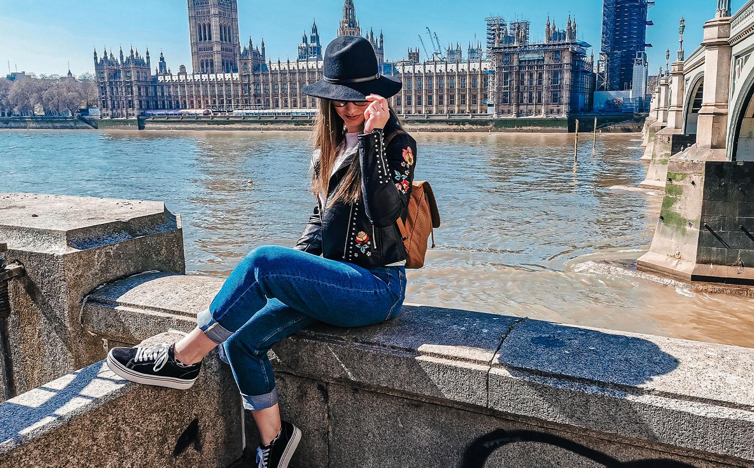 Najlepsza trasa po Londynie – spacerem wzdłuż Tamizy